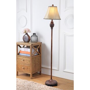 Great Price Round Bell 61 Floor Lamp By Safavieh