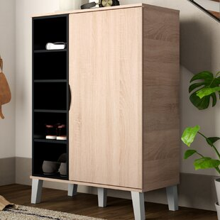 Jamar 24 Pair Shoe Storage Cabinet By Corrigan Studio