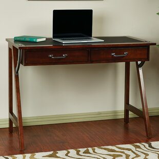OSP Designs Dorset Writing Desk with 2 Dr..