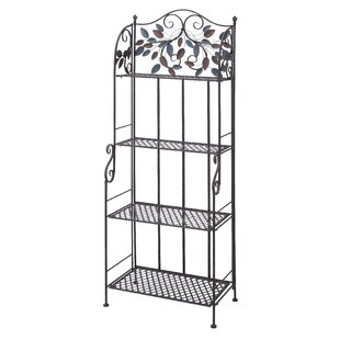 Cole & Grey Iron Baker's Rack