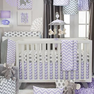 Superieur Lavender Crib Bedding | Wayfair