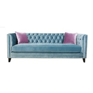 Pasargad Victoria 3 Piece Chesterfield Sofa Set