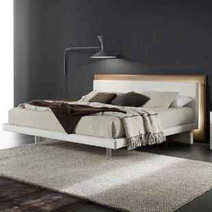 Rossetto USA Libriamo Platform Bed