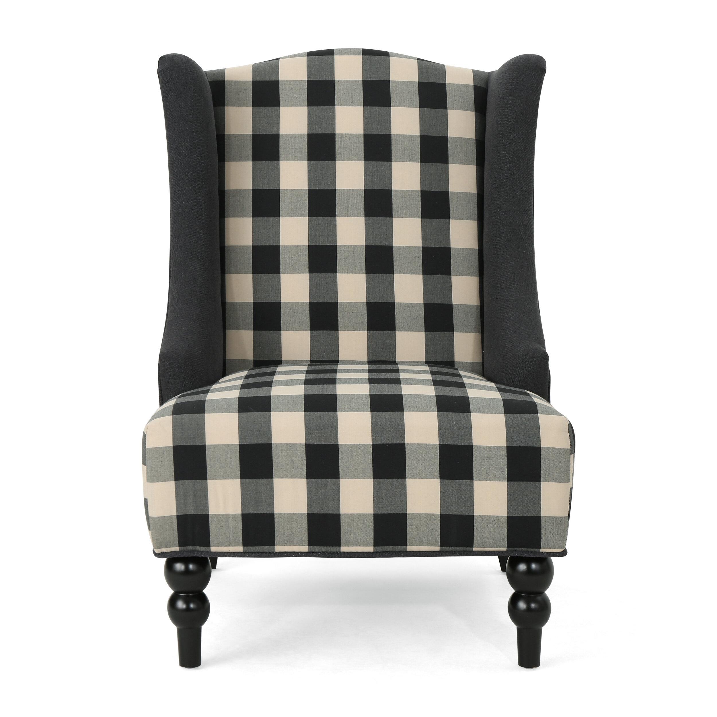 Alejandra Wingback Chair