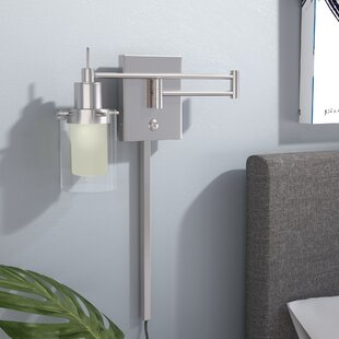 Brayden Studio Getz Swing Arm Lamp