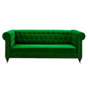 Gertrudes Chesterfield Sofa by Willa Arlo In..