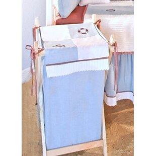 Brandee Danielle Sail Away Laundry Hamper