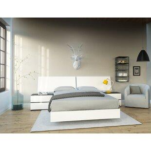 Ashcraft Platform 4 Piece Bedroom Set