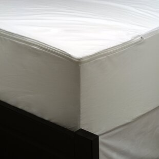 Allergy Zippered Hypoallergenic Waterproof Mattress Protector