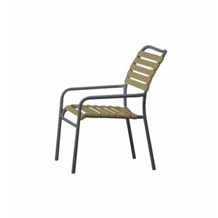 Kahana Stacking Patio Dining Chair