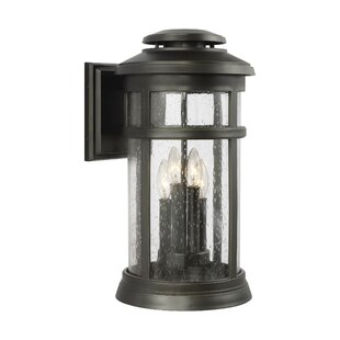 Reviews Ishiro 4-Light Outdoor Wall Lantern By Longshore Tides