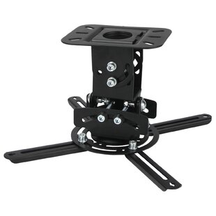 Low Profile Universal Projector Ceiling Mount