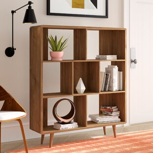 Clearance Chapple Cube Unite Bookcase By Mercury Row