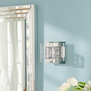 Artemisia 1-Light Bath Sconce by Willa Arlo Interiors
