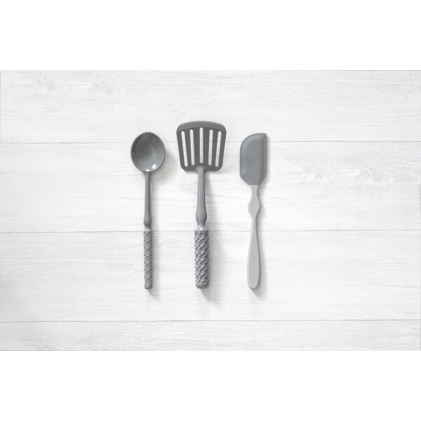 Mint Pantry 3 Piece Bade Assorted Kitchen Utensil Set Wayfair