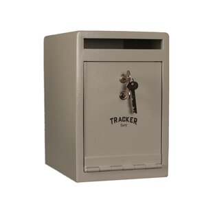 Steel Depository Safe with..