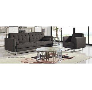 Orren Ellis Siefert Convertible Sofa