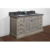 Clemmie 61 Double Bathroom Vanity by Laurel Foundry Modern Farmhouse