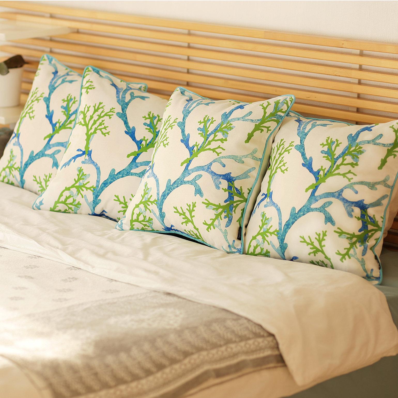 Highland Dunes Mcfee Pamrapo 18 Throw Pillow Cover Wayfair