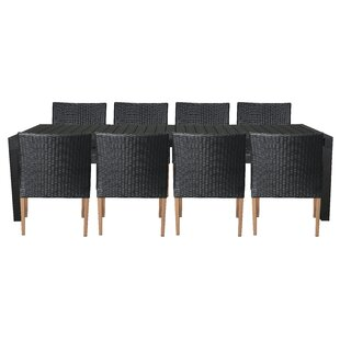 Mathers 8 Seater Dining Set By Sol 72 Outdoor