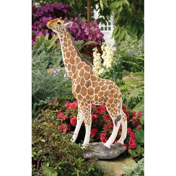 Tall Floor Giraffe Statue Wayfair