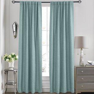 fancy plush design moorish tile curtain. Save to Idea Board Dark Olive Green Curtains  Wayfair