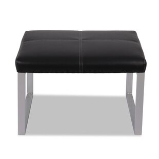 Barcia Leather Lounge Series Ottoman