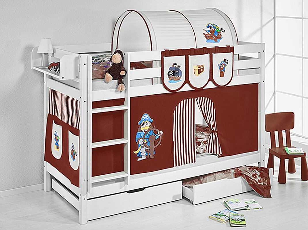 Belle Pirate Bunk Bed