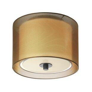 Sonneman Puri 1-Light Flush Mount