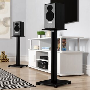 24 Fixed Height Speaker Stand Set of 2
