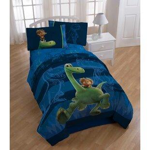Nickelodeon Disney the Good Dinosaur Carnivore Twin Sheet Set