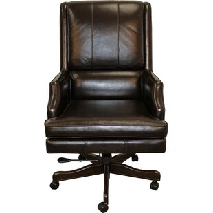Genuine Leather fice Chairs You ll Love