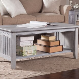 Glenni Coffee Table by Highland Dunes Comparison