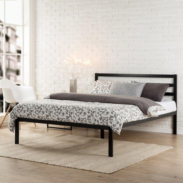 Platform Bed Frames mercury row avey platform bed & reviews | wayfair
