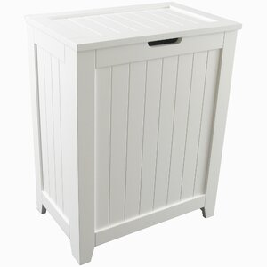 Buy Contemporary Country Cabinet Laundry Hamper!