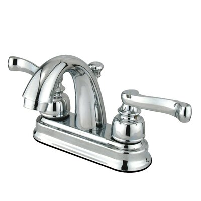 Elements Of Design Centerset Chrome Faucet Chrome