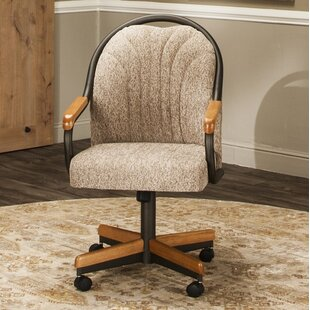 Cearley Upholstered Dining Chair by Red Barrel Studio Best Choices