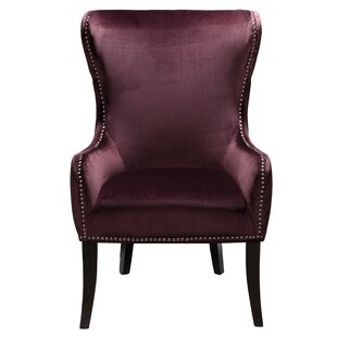 Frederica Wingback Chair ByWilla Arlo Interiors