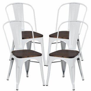 Priscilla Bistro Cafe New Dining Chair by 17 Stories