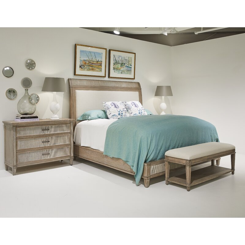 Stanley Furniture Willow Sleigh