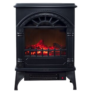 Lexington Avenue Electric Stove by Charlton Home