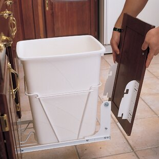 Door Mounting Kit for Wire RV Pull Out Trash Can