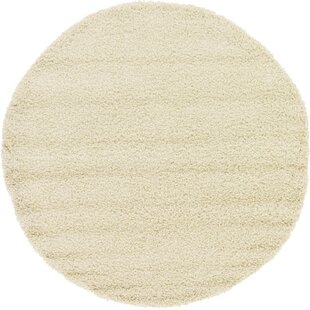 Lilah Bright Ivory Area Rug by Andover Mills