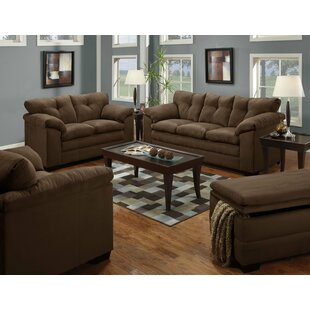 Richland Configurable Living Room Set by Three Posts