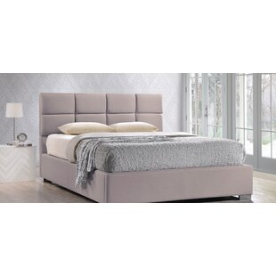 Wade Logan Eden Upholstered Platform Bed