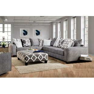 Mcmullin Sectional with Ottoman