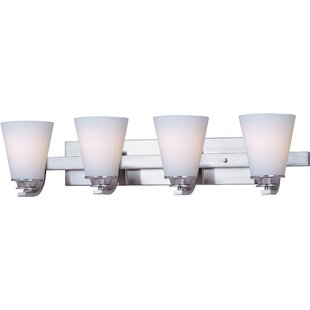Latitude Run Burmuda 4-Light Vanity Light