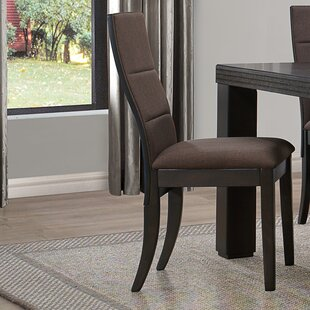 Dyana Traditional Upholstered Side Chair (Set of 2)