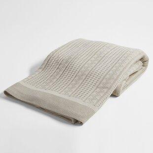 Comfort Ringspun Cotton Bed Blanket