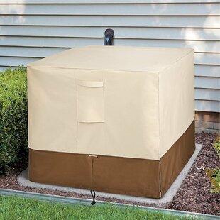 Rebrilliant Units Square Heavy Duty Air Conditioner Cover